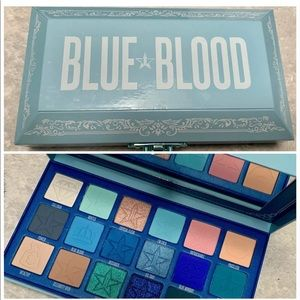 ⭐️Jeffree Star Blue Blood Eyeshadow Palette NWB🌟